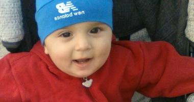 """Foto : Bebelu�, ucis de meningit�. Medicii sunt din nou pu�i la zid. """"Au zis  c� are ro�u �n g�t"""""""