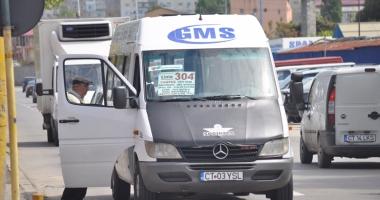 Se cutremură afacerea maxi-taxi?