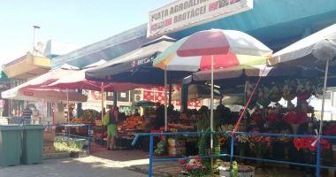 """Statut juridic incert! Piețe agro-alimentare din Constanța, """"înțepenite"""" în timp"""