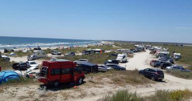 Plaje fără salvamari pe litoralul românesc.