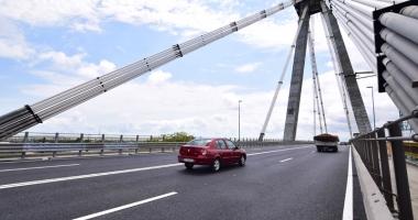 Podul Agigea, închis complet traficului trei zile. Lucrările  vor dura până în noiembrie