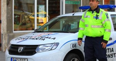 Poliţiştii locali au primit interzis la amenzi în trafic.