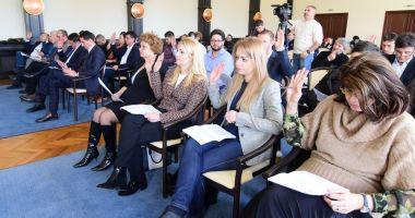 Iese cu scântei la ședința Consiliului Local? Spații verzi, scoase la vânzare, în Constanța