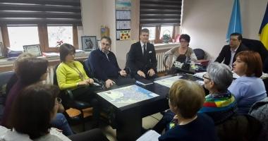 Năvodariul va avea spital şi Unitate de Primiri Urgenţe. CJC va pune la dispoziţie clădirea