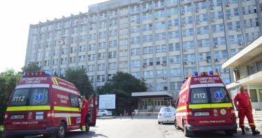 """Promisiuni de investiţii  la Spitalul Judeţean Constanţa. """"Spitalul  nu corespunde nevoilor din acest moment"""""""