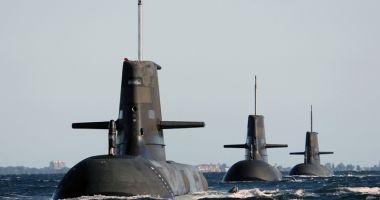 Realitate sau ficţiune? Vor fi construite submarine şi corvete într-un şantier naval din România