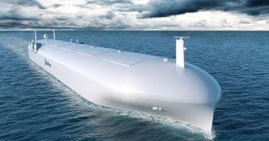 """Foto : """"Căpitanul Peter"""" şi Inspectorul """"Dronă"""". Viitorul a prins viteză în industria shipping-ului"""
