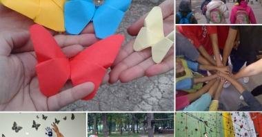 Fii tu eroul copiilor fără părinţi! Înscrie-te la voluntariat pentru micuţii din centrele de plasament!