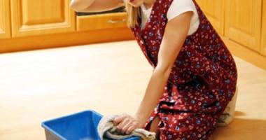 Vreţi să vă facă alţii curăţenia  de Paşte? Iată cât aveţi de plată!