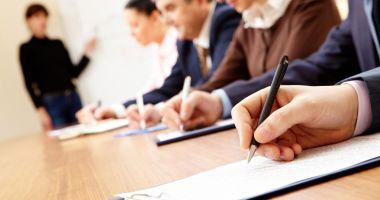 Noi programe de formare profesională pentru şomeri