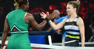 Forţa învinge ambiţia! Simona Halep, învinsă de Serena Williams, la Openul Australiei