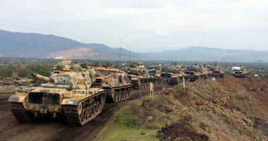 Forţele turce şi aliaţi ai lor sirieni au intrat în oraşul Afrin