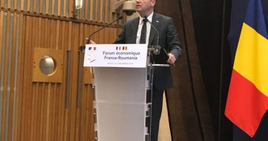 Forumul economic Franța-România, de la Paris