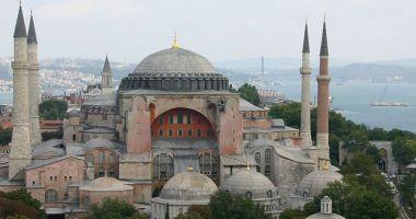 """Fosta Catedrală """"Sfânta Sofia"""" de la Istanbul ar putea deveni… Moscheea """"Sfânta Sofia"""""""