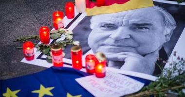 Fostul cancelar german Helmut Kohl va fi înmormântat  la Speyer