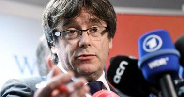 Fostul lider catalan Carles Puigdemont ar putea fi extrădat în Spania