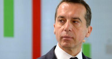 Fostul cancelar austriac  Christian Kern renunţă  la viaţa politică