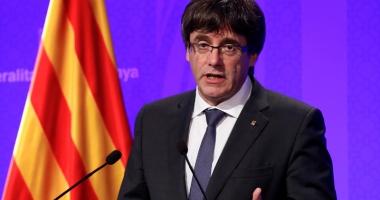 Fostul lider catalan, pregătit să coopereze cu autorităţile belgiene
