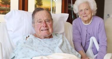 Fostul preşedinte american George Bush, grav bolnav