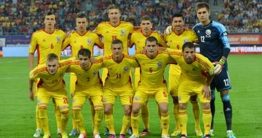 FOTBAL / România a urcat patru locuri în clasamentul FIFA