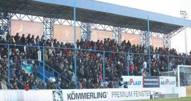 Astăzi, se pun în vânzare biletele pentru meciul FC Viitorul - FCSB