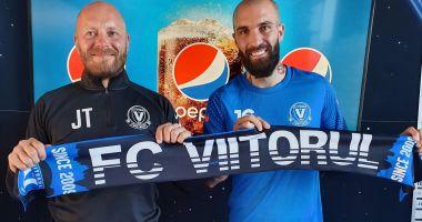 FC Viitorul a transferat un fotbalist crescut de Espanyol Barcelona