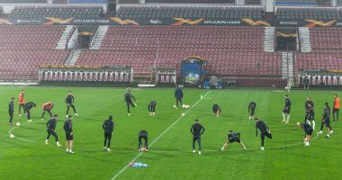 Fotbal, Europa League / CFR, şanse minime în duelul cu AS Roma