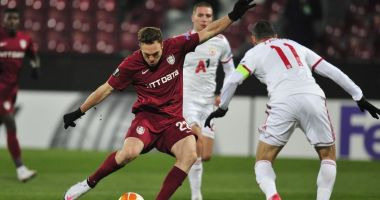 Fotbal, Europa League / CFR, remiză cu bulgarii, dar păstrează şanse de calificare în 16-imi