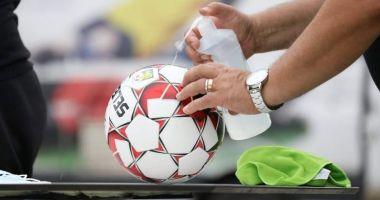 Creşte numărul infectărilor! Fotbalul românesc, bulversat de virusul Covid-19