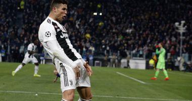 Cristiano Ronaldo scapă de suspendare după gestul din meciul cu Atletico Madrid