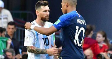 Lionel Messi şi Kylian Mbappe, în luptă direct pentru Gheata de Aur