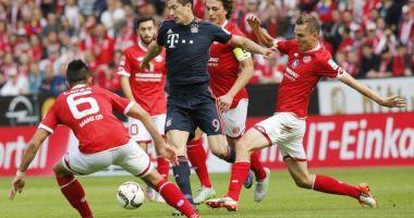 Victorie la scor pentru Bayern Munchen, în faţa lui Mainz