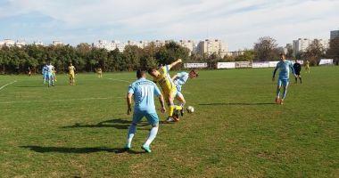 Fotbaliștii de la CS Năvodari, pregătire intensă pentru play-off