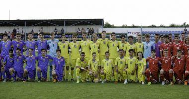 Fotbal / Stagiu de pregătire și selecție pentru naționala U15 a României