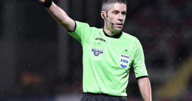 Fotbal, Europa League / Radu Petrescu, delegat la partida Glasgow Rangers - Benfica Lisabona