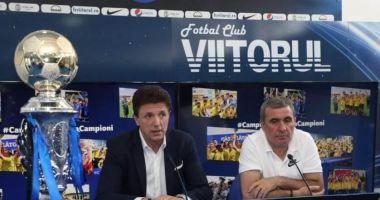 Revine în fotbal! Gică Popescu este, oficial, noul preşedinte al FC Viitorul