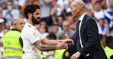 Zinedine Zidane revine cu o victorie la Real Madrid