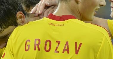 Vezi aici echipa de start a României în amicalul cu Belgia şi cine transmite meciul