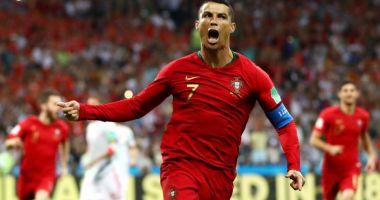 Cristiano Ronaldo se întoarce la naţionala Portugaliei