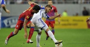 Fotbal / Steaua joacă pentru primăvara europeană, azi, contra Molde