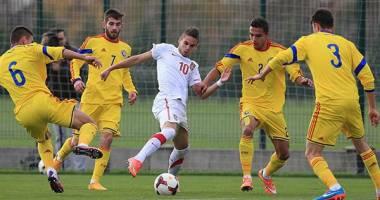 Fotbal U21: Selecţionerul Teja pregăteşte un meci test între selecţionatele A şi B
