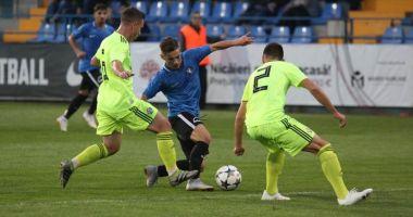 Înfrângere pentru FC Viitorul U19, în duelul cu Dinamo Zagreb, din Youth League