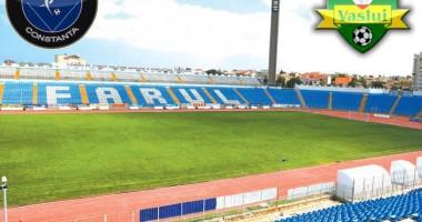 """Meciul FC Viitorul - FC Vaslui se va juca pe stadionul """"Farul"""""""