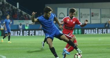 FC Viitorul - Dinamo 0-0, în play-off
