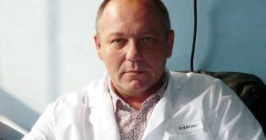 Medicul Marius Militaru, înapoi la Spitalul Judeţean