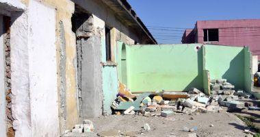 Consilierii din Mangalia au aprobat demolarea unei clădiri. Cine locuia în ea