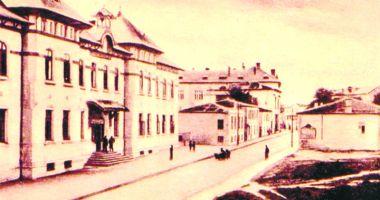 """100 de ani în slujba învăţământului constănţean. Centenar la Colegiul Naţional """"Mihai Eminescu"""""""