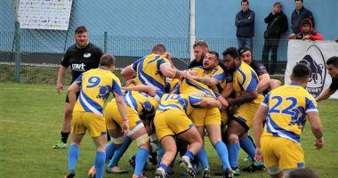 CSM Ştiinţa Baia Mare a câştigat trofeul Cupei României la rugby
