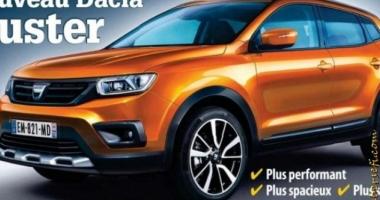 Premieră istorică pentru Dacia. Cum va arăta noul Duster