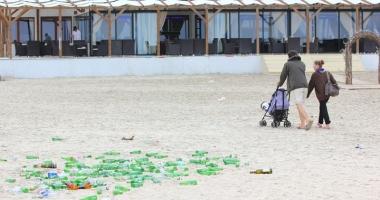 Fiasco în minivacanţa de 1 Mai, pe litoral. Cine şi de ce umflă numărul turiştilor veniţi la mare